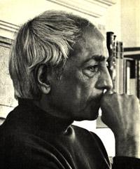 Джидду Кришнамурти. Изучение себя